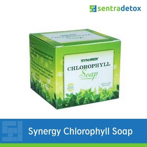 Synergy Chlorophyll Soap - Sabun Klorofil